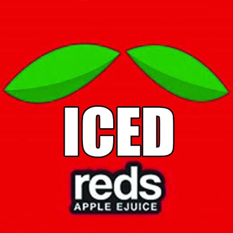 7 Daze Reds - Iced (30ml)