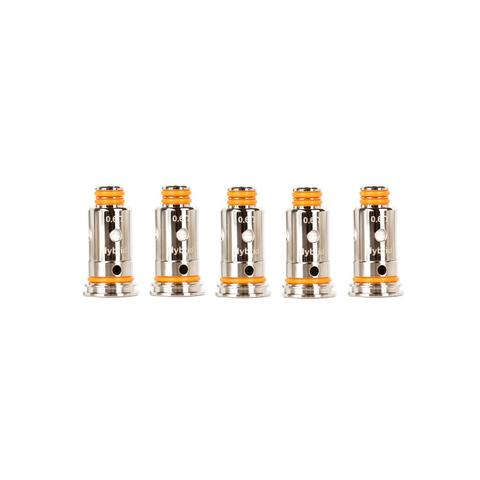 GEEKVAPE AEGIS POD/WENAX G REPLACEMENT COIL (5 PACK)