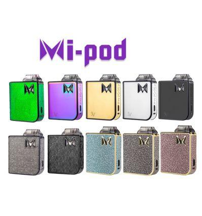royalvapekitsilano - Smoking Vapor Mi-Pod Metal & Rave Collection & Digital & Limited Edition & Gentleman's Collection - Refillable Pod System With 2 Refillable Pod - mi-pod - DEVICES