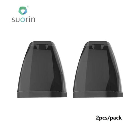 royalvapekitsilano - Suorin Vagon 2.5ML Refillable Replacement Pod Cartridges - SUORIN - accessories