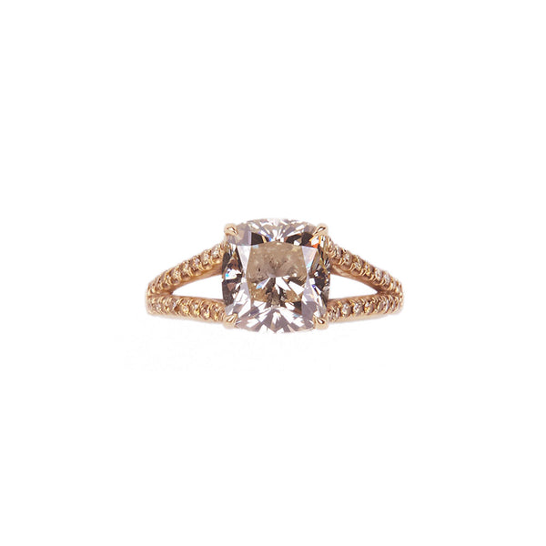 Maria Jose Jewelry Yellow Diamond Ring