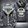 Conor Mcgregor timing beats speed Printing Pattern Thicken Fleece Zipper Grey Camo Hoodies Jacket