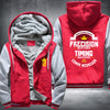 Conor Mcgregor timing beats speed Printing Pattern Thicken Fleece Zipper Red Grey Hoodies Jacket