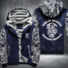 Son of Anarchy Redwood Original Printing Pattern Thicken Fleece Zipper Blue Camo Hoodies Jacket