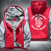 Son of Anarchy Redwood Original Printing Pattern Thicken Fleece Zipper Red Grey Hoodies Jacket