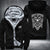 Harley Davidson Printing Pattern Thicken Fleece Zipper Black Hoodies Jacket