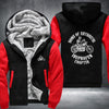 sons of anarchy ibuprofen chapter Printing Pattern Thicken Fleece Zipper Hoodies Jacket