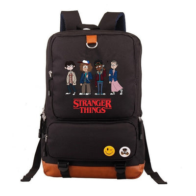Stranger Things Chompe monster eleven Backpack