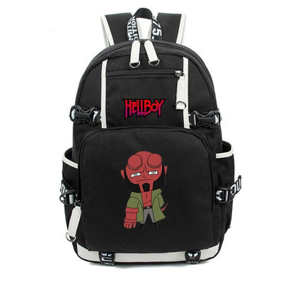 Hellboy: Rise of the Blood Queen canvas Backpack
