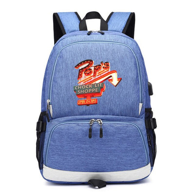 Riverdale South Side Serpents usb charging Laptop Backpack
