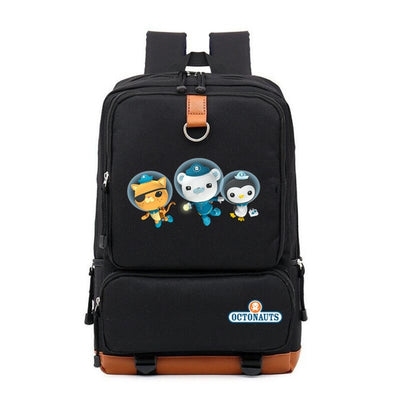 Barnacles Kwazii The Octonauts printing Backpack