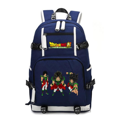 Dragon Ball Super: Broly canvas Laptop Backpack