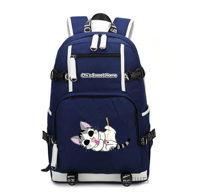 Chi's Sweet Home house stark Laptop Backpack