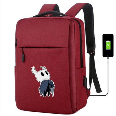 Hollow Knight canvas littleshadow little ghost Backpack