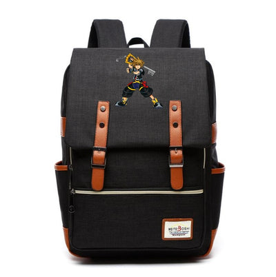 Kingdom Hearts New style Backpack