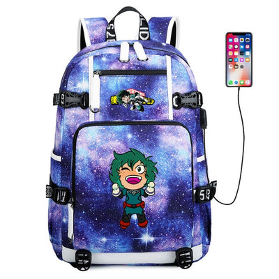 My Hero Academia travel bag