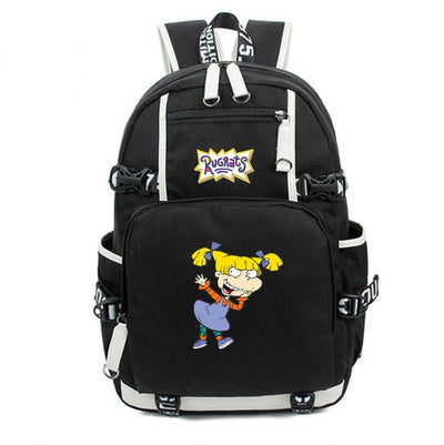 Anime Rugrats in Paris canvas Backpack