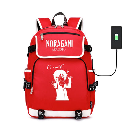 Noragami Aragoto Laptop Backpack
