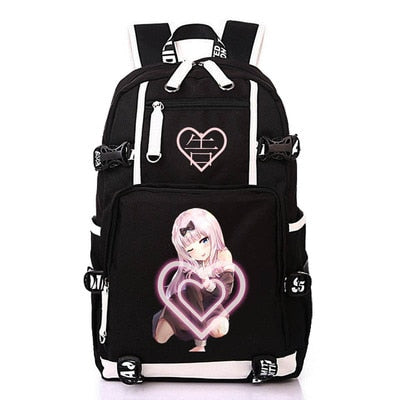 Anime Kaguya-sama: Love Is War Cosplay Backpack