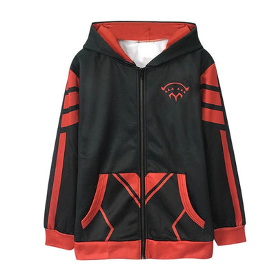 Anime fate grand order fgo Mordred hoodie