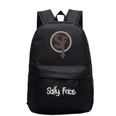 Sally face Toddler Backpack