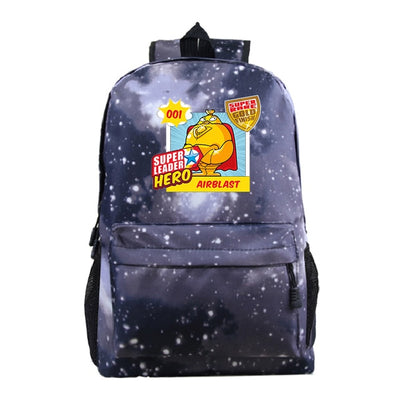 Superzings new printed schoolbag