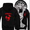 Men's Car Red Logo custom Abarth Fashion Jackets