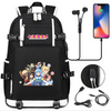 KonoSuba God's Blessing On This Wonderful World canvas travel bag