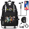 My Hero Academia canvas travel bag