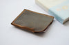 Top Layer Cow Leather Handmade Men minimalist wallet