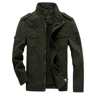 Winter Military Army Bomber Jackets Jaqueta Masculina