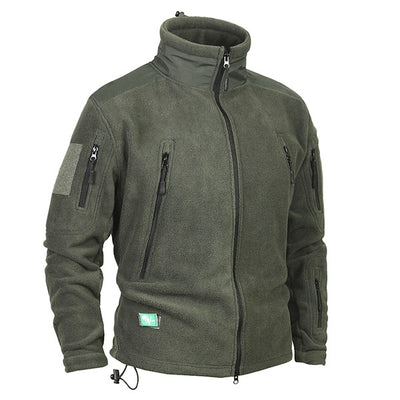 Tactical Army Military Clothing Fleece Men's Jacket