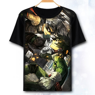My Hero Academia Japan Anime Boku no Hero Academia t-shirt
