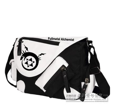Top Quality Fullmetal Alchemist Cosplay Messenger Bag