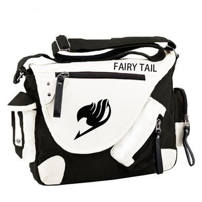 Fashion Japan Style Anime Fairy Tail Messenger Bag