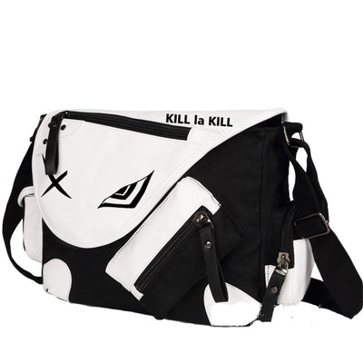 KILL la KILL Priting Cartoon Cosplay Canvas School Bag