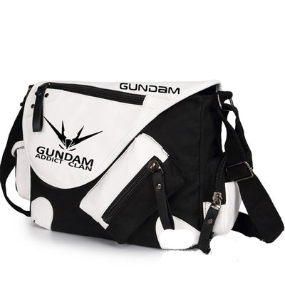 High Quality GUNDAM Unisex Messenger Bag