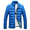 Thick Parka Casual Mens Winter Jackets