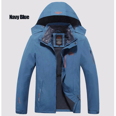 Man's Waterproof Windproof Warm Coat