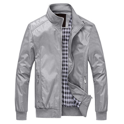 Spring Casual Men's Slim Jackets