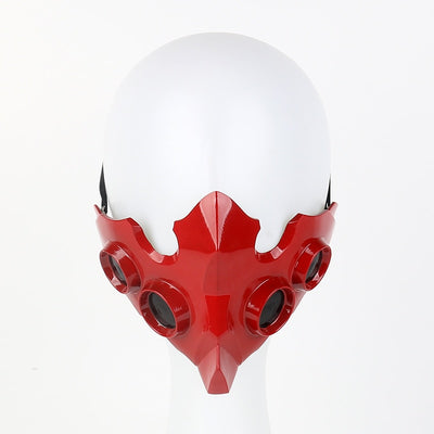 FRP Type!!!Tokyo Ghoul Tatara Mask The Second-in-Command of Aogiri Chi She Lian Mask