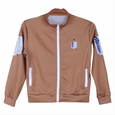 Attack on Titan Eren Jaeger Yeager Top Protagonist Shingeki no Kyojin Jacket