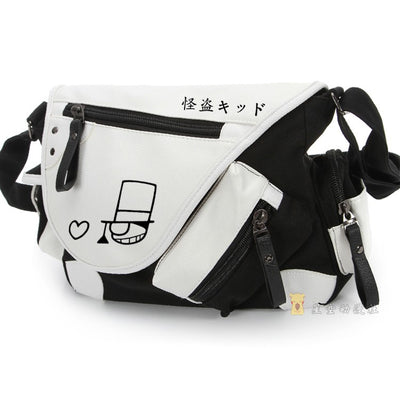 Cartoon Anime Conan Shoulders Messenger Bag