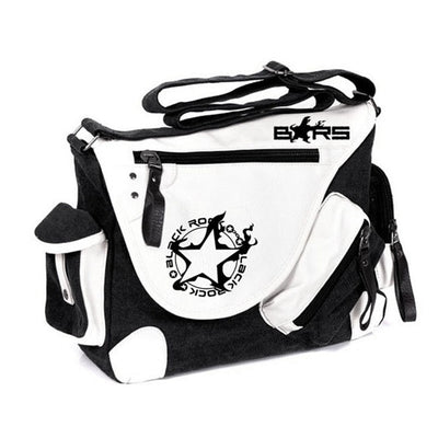 BRS Star Cartoon Unisex BLACK ROCK SHOOTER School Bag