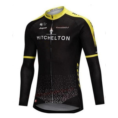 2018 team mitchelton orica cycling jersey kits