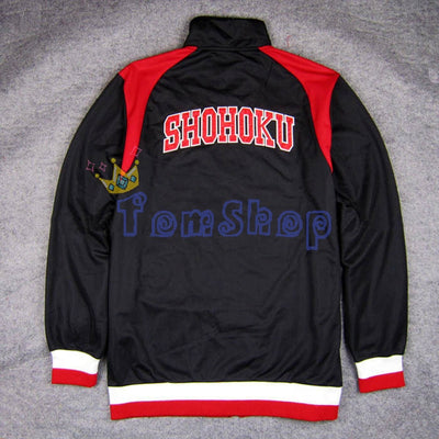 Anime SLAM DUNK Shohoku High School Basketball Team Unisex Jacket