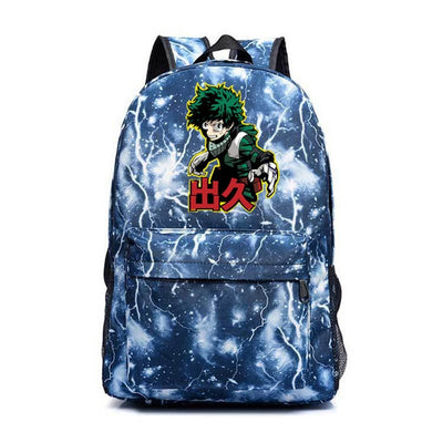 My Hero Academia Fashion Boku No Hero Academia Backpack