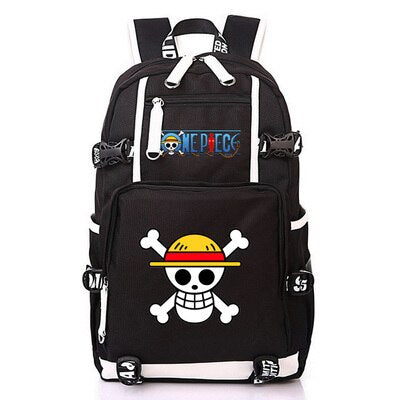 One Piece Luffy Cosplay Backpack