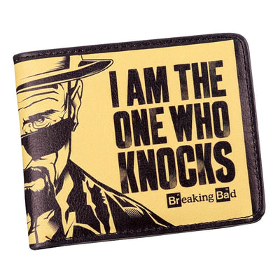 Breaking Bad PU Leather Credit Card Holder Wallet