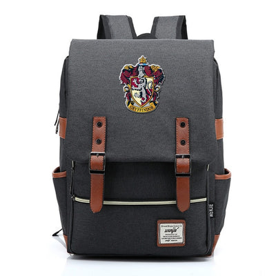 Magic Hogwarts Ravenclaw Slytherin Gryffindor Boy Girl Student School bag